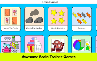 Brain Games for Kids–Brain Trainer & Logic Puzzles