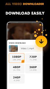 Video Downloader & Video Saver & Private Browser 3