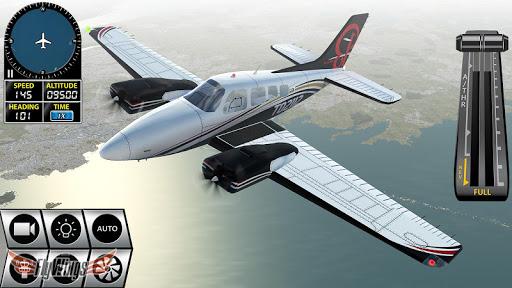 Flight Simulator 2016 FlyWings Free apkdebit screenshots 15