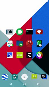 Iride UI is Dark – Icon Pack 7.1 APK + MOD (Unlocked) 1