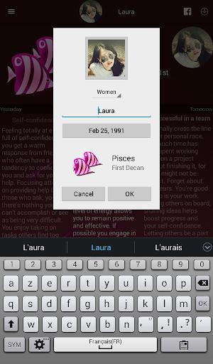 Women Horoscope modavailable screenshots 21