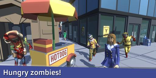Sandbox City - Cars, Zombies, Ragdolls! apkslow screenshots 5