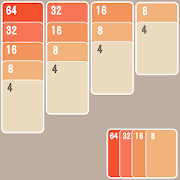 2048 Card - Digital Solitaire game