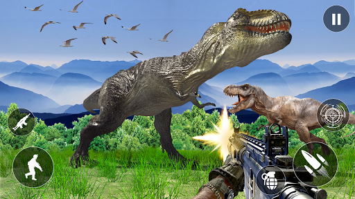 Dinosaur Hunter 2018 Free Apkfinish screenshots 9