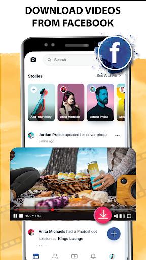 All Video Downloader 2020 - Download Videos HD apktram screenshots 3