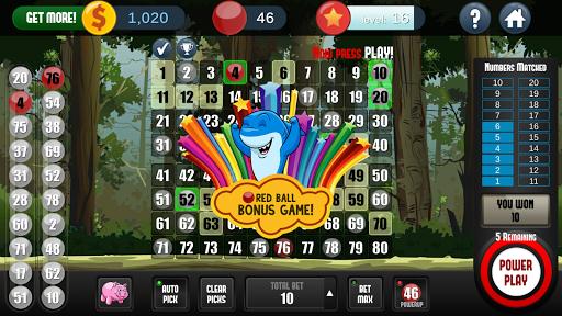 Keno Free Keno Game  screenshots 3