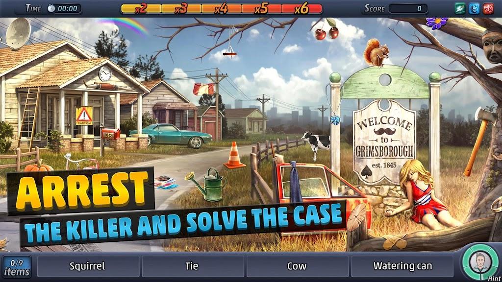 Criminal Case poster 10