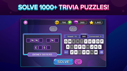 Trivia Puzzle Fortune: Trivia Games Free Quiz Game apkpoly screenshots 6