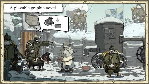 Valiant Hearts : The Great War  screenshots 2