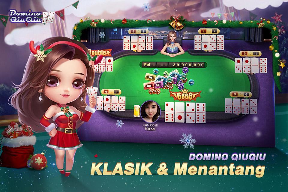 Topfun Domino Qiuqiu Domino99 Kiukiu Android Games Appagg