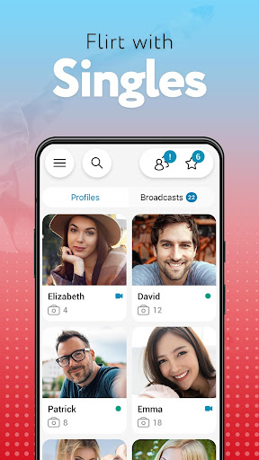 Dating.comu2122: meet new people online - chat & date screenshots 3