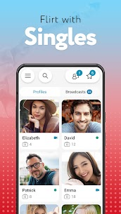 Dating.com™: meet new people online – chat & date 3