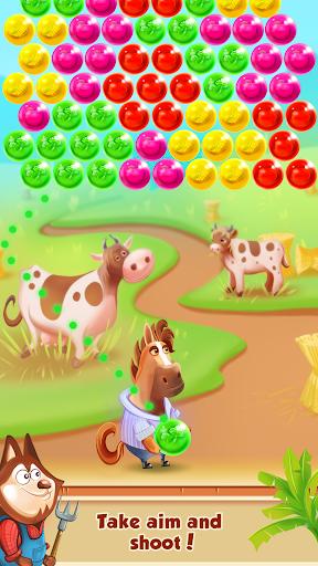 Bubble Shooter - Bubbles Farmer Game  screenshots 6