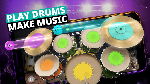Drum Set Music Games & Drums Kit Simulator 3.36.0 screenshots 1