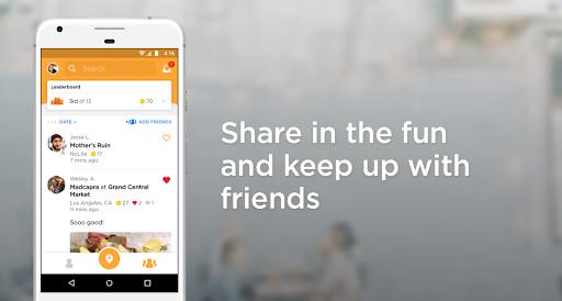Foursquare Swarm: Check In 6.9.1 Screenshots 3