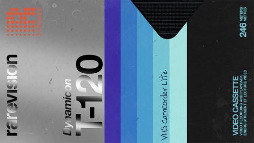Rarevision VHS Camcorder Lite 📼📹 Retro 80s Cam  screenshots 2
