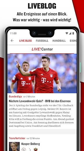 kicker Fußball News  screenshots 4