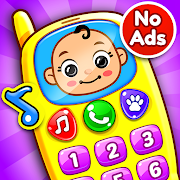 Baby Games - Piano, Baby Phone, First Words