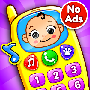 Baby Games  Piano, Baby Phone, First Words