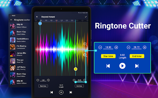 Music Player - Audio Player & 10 Bands Equalizer android2mod screenshots 19