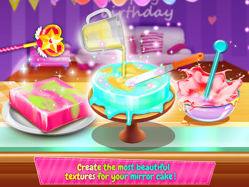 Birthday Cake Design Party - Bake, Decorate & Eat! 1.6 screenshots 7