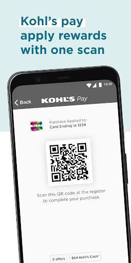 Kohl's - Online Shopping Deals, Coupons & Rewards apktram screenshots 4