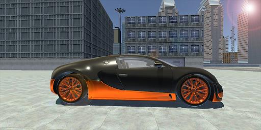 veyron drift simulator: car games racing 3d-city screenshot 3