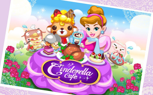 Cinderella Cafe 1.0.5 screenshots 1