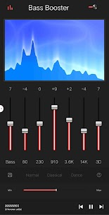 Equalizer Apk- Bass Booster – Volume Booster Pro (Paid) 8