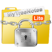 Notepad with password (free, no ads)