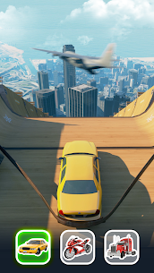 Mega Ramp Car Jumping MOD Apk 1.2.2 (Unlimited Money) 1