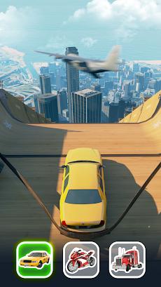 Mega Ramp Car Jumpingのおすすめ画像1