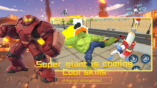 Super City Herouff1aCrime City Battle android2mod screenshots 3