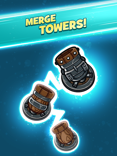 Merge Kingdoms - Tower Defense apktram screenshots 7