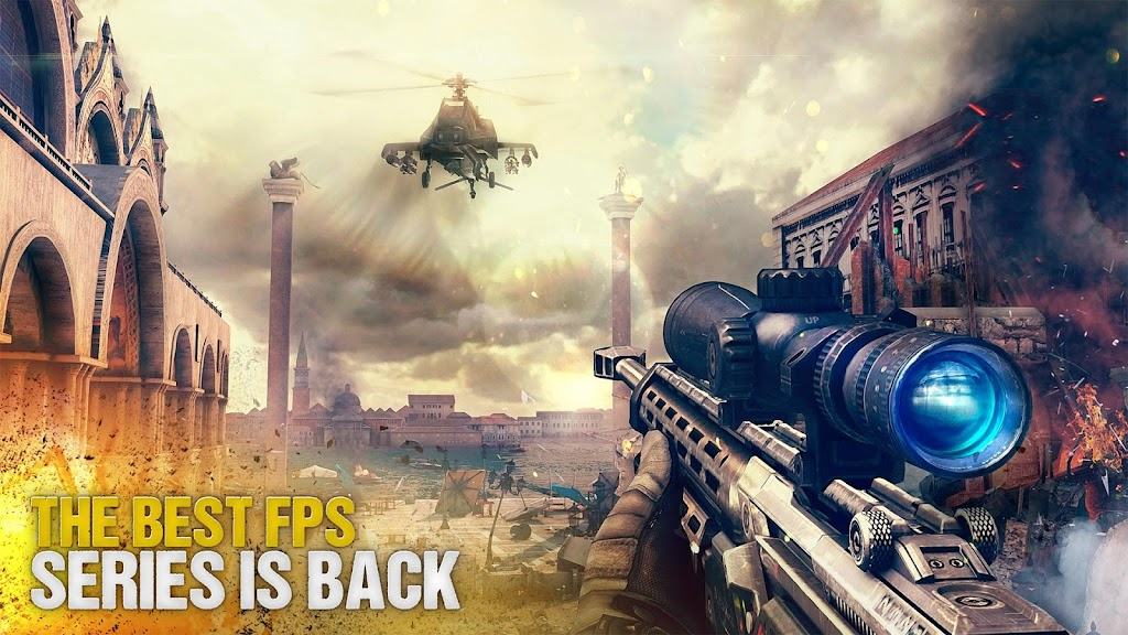 Modern Combat 5: eSports FPS  poster 12