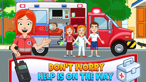 Fireman, Fire Station & Fire Truck Game for KIDS android2mod screenshots 8