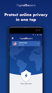 Signal Secure VPN MOD APK 2.3.8.2 (Ads Free) 1