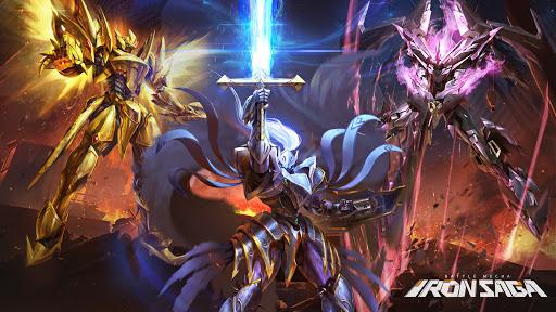 Iron Saga u2013 Epic Robot Battler Apkfinish screenshots 11