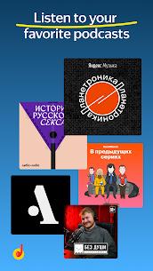 Yandex Music v2021.02.1 Mod APK 2