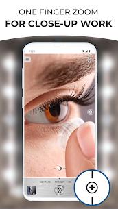Mirror Plus Premium Apk: Mirror with Light for Makeup (Premium Features Unlocked) 3