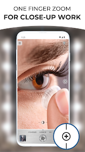 Mirror Plus: Mirror with Light for Makeup & Beauty 4.1.4 Screenshots 3