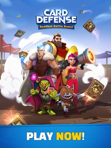 Random Card Defense : Battle Arena 1.0.30 screenshots 23