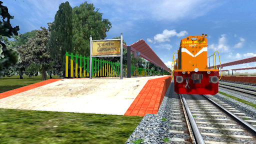 Indian Railway Train Simulator 2022 1.5 screenshots 4