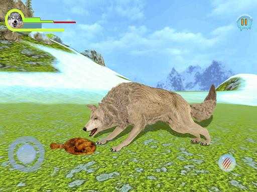 Wildlife Artic Wolf Game - Warewolf Games 2020 0.1 screenshots 6