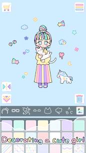 Pastel Girl : Dress Up Game Mod 2.4.9 Apk [Free Shopping] 2