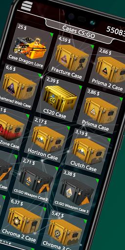 Case Simulator Online - open cs go cases here.  screenshots 16