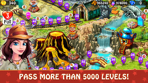 Magica Travel Agency - Match 3 Puzzle Game 1.3.0 screenshots 24