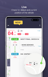 Jakdojade: public transport v4.9.6 [Premium] 3