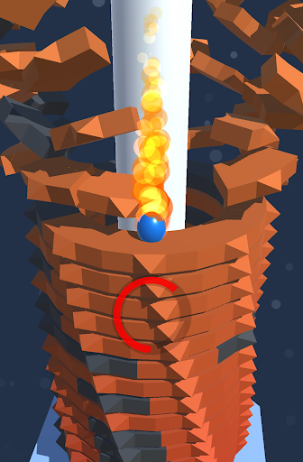 Ultimate Fire Ball Drop apktreat screenshots 2