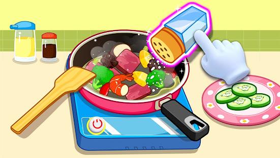 My Baby Panda Chef 8.56.00.00 Screenshots 4